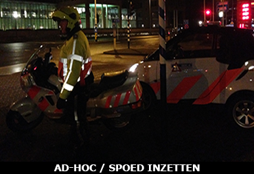 Verkeersregelaar Incident Management VKRC
